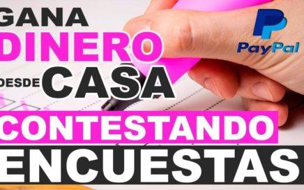COMO CONTESTAR ENCUESTAS l MEJOR PERFIL PARA CONTESTAR ENCUESTAS l GANA 1.70€ A PAYPAL FÁCIL