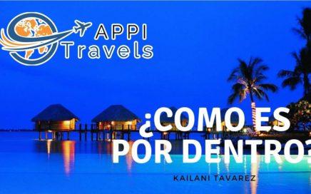 Como es por Dentro la Oficina Virtual de Appi Travels - Kailani Tavarez
