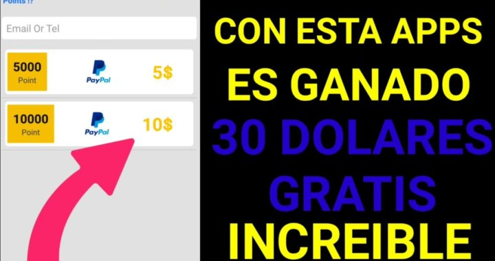 COMO GANAR  1 dólar diario en paypal 2018/2019