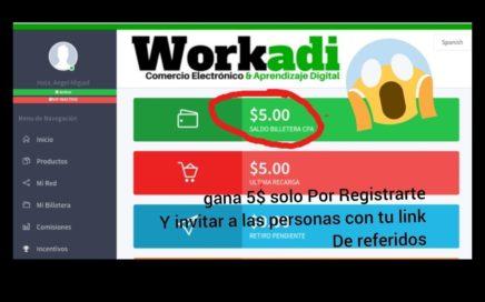 COMO GANAR $100 AL DiA RAPIDO Y FACIL TAN SOLO INVITANDO AMIGOS  ( PASO A PASO ) ( PASO A PASO )