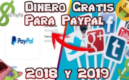 COMO GANAR 1000 DOLARES AL MES TOTALMENTE REALES PARA PAYPAL - 100% REAL OCTUBRE 2018