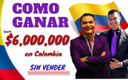 Como ganar dinero con Flash Mobile en Colombia por TC Miguel Angel Martínez y RVP Mario Durán