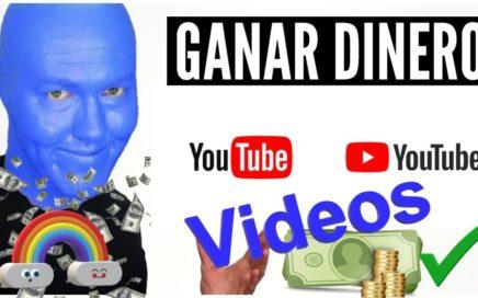 Como Ganar Dinero de YouTube ¿CUANTO GANO EN YOUTUBE?