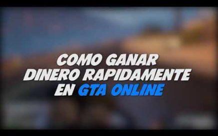 Como ganar dinero $$$ online con la GTA 5