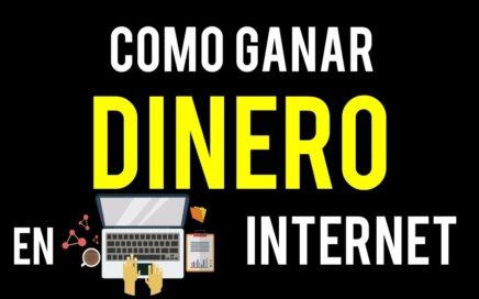 !!COMO GANAR DINERO POR INTERNET¡¡ | 2018 | SIN INVERTIR | RÁPIDO Y FÁCIL