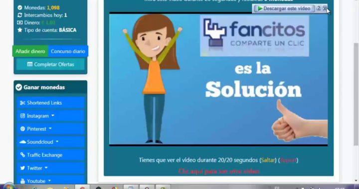 Como Ganar Dolares En internet Con Redes Sociales - FANCITO