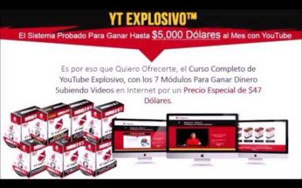 Como Se Puede Ganar Dinero Desde Casa - YT Explosivo