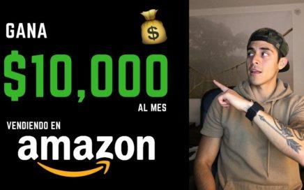 Como Vender En Amazon | Paso a Paso Como Vender En Amazon y Ganar $10,000 Al Mes {FÁCIL}