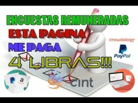 CROWDOLOGY SI PAGA | COMO GANAR DINERO CON ENCUESTAS REMUNERADAS | COMPROBANTE DE PAGO