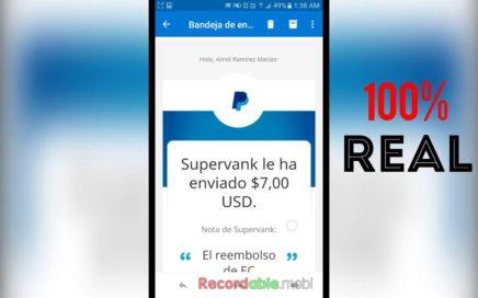 DINERO 100% REAL con Supervank App SI PAGA  [Comprobante de pago]
