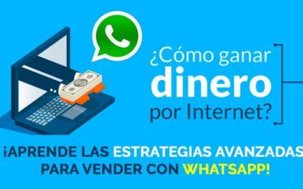 Estrategia Avanzada Gana Dinero con Whatsapp Bot
