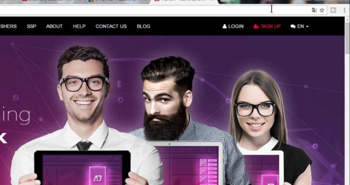 Gana Dinero con Publicidad en ADNOW 2018 | ¿Es Mejor que Google Adsense?