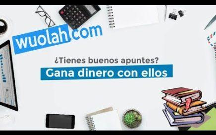 GANA DINERO ESTUDIANDO!!!! | Con Tus Apuntes | MUY FÁCIL