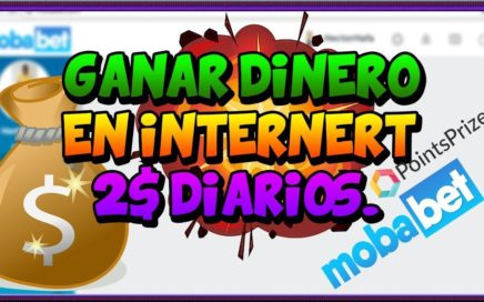 GANA DINERO POR INTERNET CON ESTAS PAGINAS | 2$ Diarios - Hector Swag