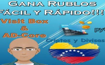 GANA DINERO RAPIDO y FACIL en VENEZUELA - Julio 2018