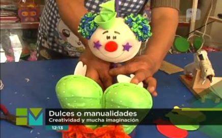 GANA UN INGRESO EXTRA CON MANUALIDADES PARA EL DÍA DEL NIÑO 23/04/13