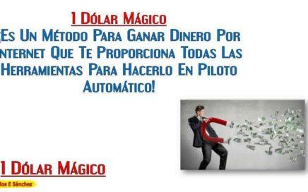 Ganar Dinero Para Paypal | Ganar Dinero Ilimitado Con 1 Dólar Mágico