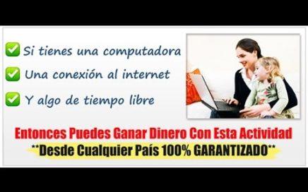 ganar dinero por internet ventas desde casa http://comoganar-dinerosubiendovideos.blogspot.com