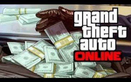 Ganar mucho dinero en gta 5 online ps4