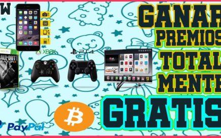 Ganar Premios Un Ps4 un Xbox One y Dinero Total Mente Gratis Para Latinoamericano 2018