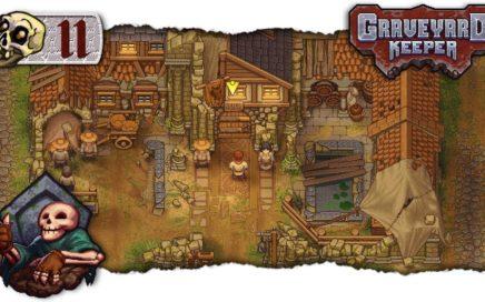 GRAVEYARD KEEPER Gameplay Español - Ep11 - Como Hacer Dinero