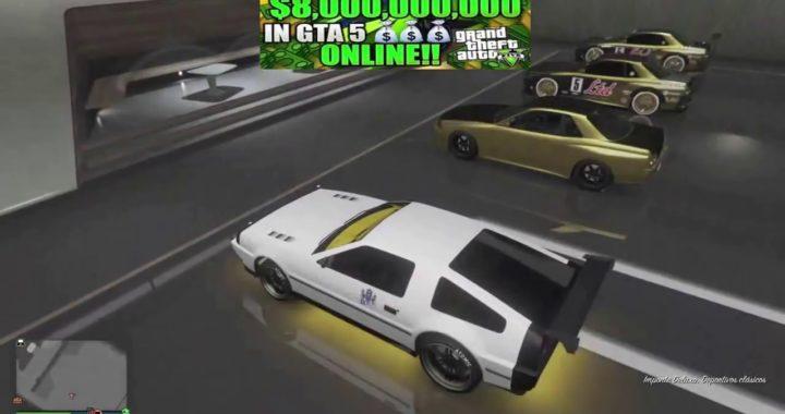 GTA 5 Online 1.45  Dinero INFINITO *SOLO* TRUCO DE DINERO - GLTICH MONEY GTA 5