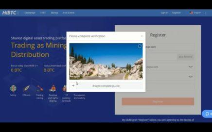 HiBTC Airdrop   Gana 250 Monedas por Registro 5$ + 300 por Referido   Exchange en Funcionamiento