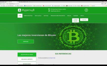 Hyperx48  Invierte y Gana Dinero + Prueba de Pago