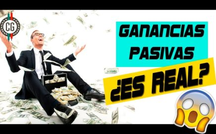 INGRESOS PASIVOS | GANA DINERO sin hacer NADA