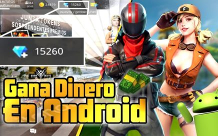 La manera más FÁCIL de GANAR DINERO con tu móvil | compra DIAMANTES en FreeFire // The EneEme