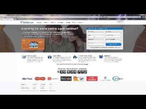 La mejor página para ganar dinero online Clixsense - Como funciona y formas de ganar dinero