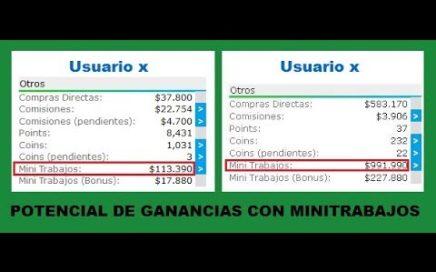 MINITRABAJOS en Neobux - como ganar 2018 | DineroFacil.