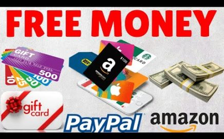 Money Rawr Nueva App para Ganar free gift card de amazon, paypal y iTunes Gratis 2018