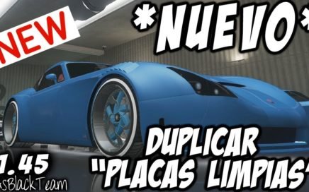 "*NEW MONEY GLITCH* - ""NUEVO"" - DUPLICAR CUALQUIER AUTO - GTA V - PLACAS LIMPIAS - (PS4 - XBOX One)"