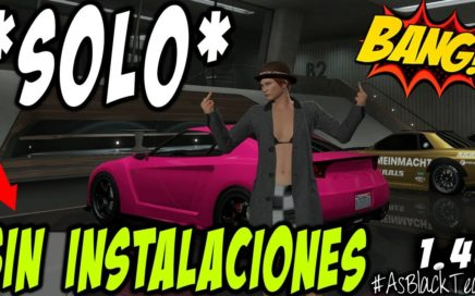 "*NEW* - SOLO MONEY GLITCH - DUPLICAR - 100% MEJORADO - GTA V - ""SIN INSTALACIONES"" - (PS4 - XB1)"