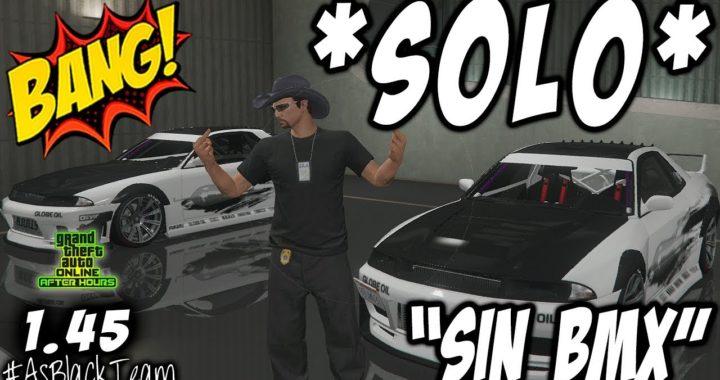 """*NEW* - SOLO MONEY GLITCH - SOLO SIN AYUDA - GTA V - DUPLICAR - """"SIN TV - SIN BMX"""" - (PS4 - XB1)"""