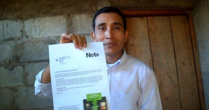 NICARAGUA - Retirando Efectivo con mi tarjeta NETELLER (ganancias LOGGINCLIC)