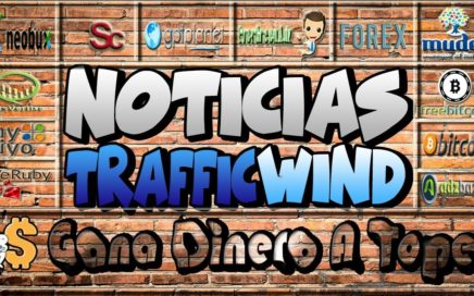 Noticias  | Noticias Trafficwind  | Haz Referidos | Videos de ganar dinero en Internet  | DLC