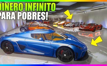NUEVO TRUCO DINERO INFINITO PARA POBRES! 1.44/1.45 [DUPLICAR CADA 30 SEGUNDOS] | GTA ONLINE