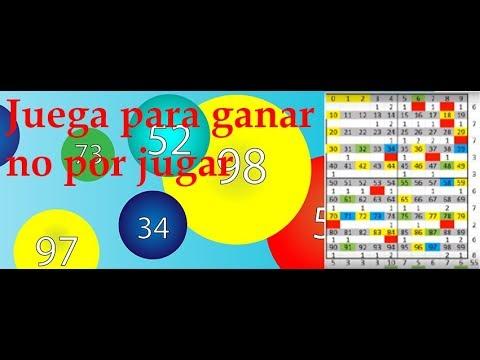 NÚMEROS PARA GANAR LA LOTERÍA HOY 11 y 12  DE SEPTIEMBRE