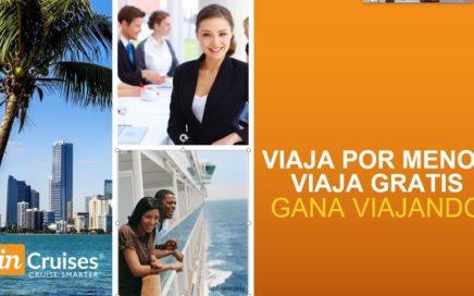 Presentación de inCruises - 12/09/2018 | GANA DINERO VIAJANDO | JorgeSarrion.com