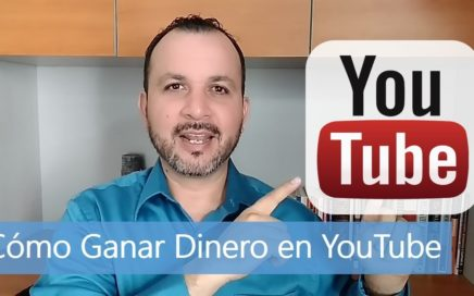 Sé un YouTube Master #1 | Curso de YouTube. Como Ganar Dinero con YouTube Affiliate Marketing