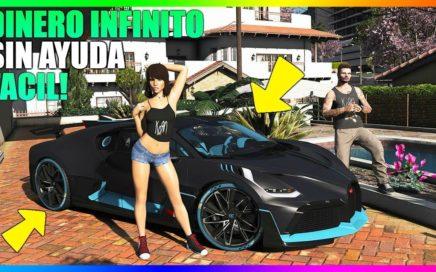 *SIN AYUDA* NUEVO TRUCO DINERO INFINITO BRUTAL! 1.44/1.45 [SOLO MONEY GLITCH WORKING] | GTA ONLINE