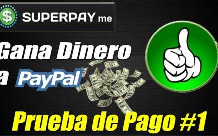 Superpay.me paga por Paypal | Gana Dinero con Encuestas, Ofertas, Vídeos etc |  Gokustian