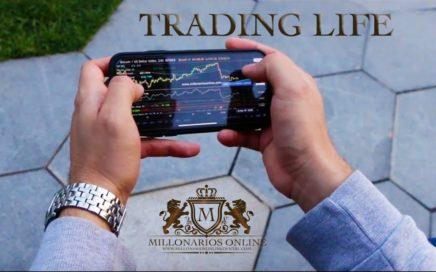 TRADING LIFE - LIBERTAD FINANCIERA - LA VIDA DE UN TRADER
