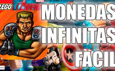 Trucos de LEGO Avengers - omo conseguir monedas infinitas