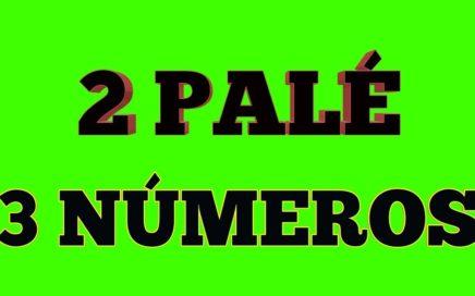 (2) PALE (3) NÚMEROS SEGUROS PARA HOY MARTES 2 DE OCTUBRE 2018 PALE SEGURO BINGOOO!!!!!