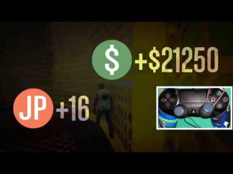 AFK CAPTURA Subir Nivel RP rápido y Ganar Dinero. GTA 5 PS4 XBOX PC