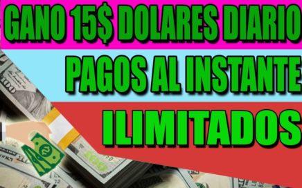 APRENDE A GANAR $5 DOLARES DIARIO - ENTRENAMIENTO