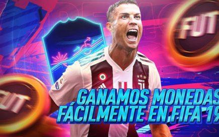 ASÍ DEBES DE EMPEZAR FIFA19 PARA TENER MUCHÍSIMAS MONEDAS